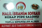 Yeni Öz Halil İbrahim Sofrası