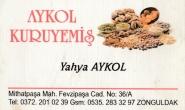 Aykol Kuruyemiş