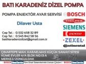 Batı Karadeniz Dizel Pompa