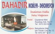 Bahadır Mobilya Ve Dekorasyon